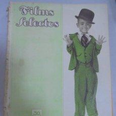 Cine: REVISTA CINE. FILMS SELECTOS. 2 SEPTIEMBRE 1933. AÑO IV. Nº 151.. Lote 94632803