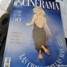 Cine: CINERAMA 49. VERANO 1996. MUY BUEN ESTADO.. Lote 94857243