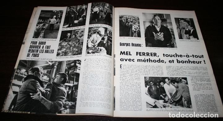 Cine: REVISTA CINÉMONDE - 2 FEBRERO 1956 - Nº 1121 - EN PORTADA: SUSAN HAYWARD - EN FRANCÉS - Foto 3 - 94860519