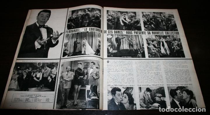 Cine: REVISTA CINÉMONDE - 12 ABRIL 1956 - Nº 1131 - EN PORTADA: MICHELE MORGAN - EN FRANCÉS - Foto 3 - 94861087