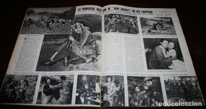 Cine: REVISTA CINÉMONDE - 5 ABRIL 1956 - Nº 1130 - EN PORTADA: GRACE KELLY - EN FRANCÉS - Foto 3 - 94861247