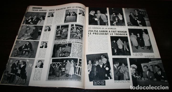 Cine: REVISTA CINÉMONDE - 21 JUNIO 1956 - Nº 1141 - EN PORTADA: BRIGITTE BARDOT - EN FRANCÉS - Foto 2 - 94893271