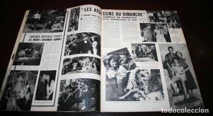 Cine: REVISTA CINÉMONDE - 14 JUNIO 1956 - Nº 1140 - EN PORTADA: LUIS MARIANO... - EN FRANCÉS - Foto 2 - 94894083