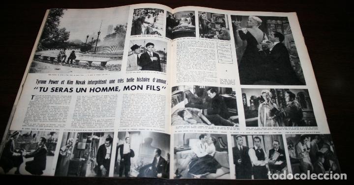 Cine: REVISTA CINÉMONDE - 14 JUNIO 1956 - Nº 1140 - EN PORTADA: LUIS MARIANO... - EN FRANCÉS - Foto 3 - 94894083