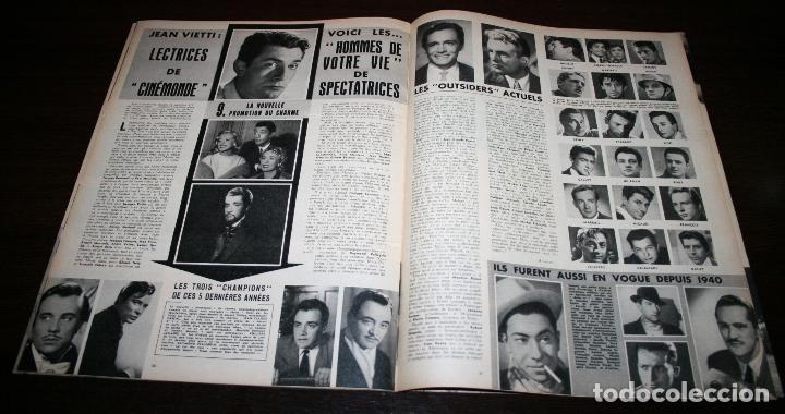 Cine: REVISTA CINÉMONDE - 14 JUNIO 1956 - Nº 1140 - EN PORTADA: LUIS MARIANO... - EN FRANCÉS - Foto 5 - 94894083