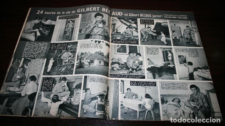 Cine: REVISTA CINÉMONDE - 11 OCTUBRE 1956 - Nº 1157 - EN PORTADA: PIER ANGELI - EN FRANCÉS - Foto 3 - 94911535