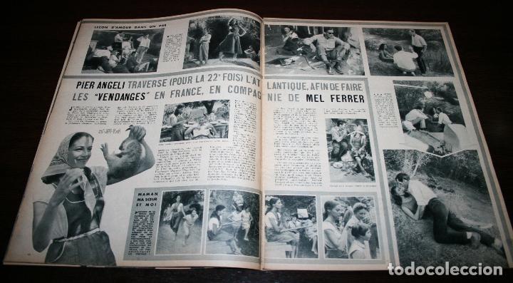 Cine: REVISTA CINÉMONDE - 11 OCTUBRE 1956 - Nº 1157 - EN PORTADA: PIER ANGELI - EN FRANCÉS - Foto 4 - 94911535