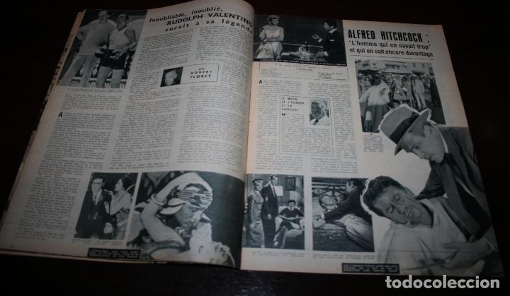 Cine: REVISTA CINÉMONDE - 4 OCTUBRE 1956 - Nº 1156 - EN PORTADA: FRANÇOISE ARNOUL - EN FRANCÉS - Foto 3 - 94911787