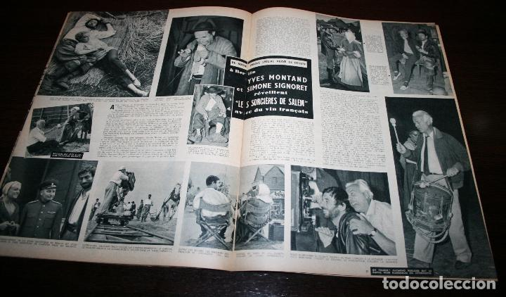 Cine: REVISTA CINÉMONDE - 4 OCTUBRE 1956 - Nº 1156 - EN PORTADA: FRANÇOISE ARNOUL - EN FRANCÉS - Foto 5 - 94911787