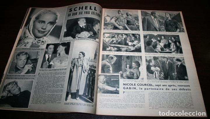 Cine: REVISTA CINÉMONDE - 15 NOVIEMBRE 1956 - Nº 1162 - EN PORTADA: GORDON MCRAE/SHIRLEY JONES- EN FRANCÉS - Foto 2 - 94912395