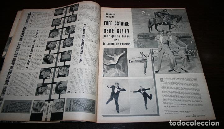 Cine: REVISTA CINÉMONDE - 8 NOVIEMBRE 1956 - Nº 1161 - EN PORTADA: GERARD PHILIPE - EN FRANCÉS - Foto 3 - 94912495