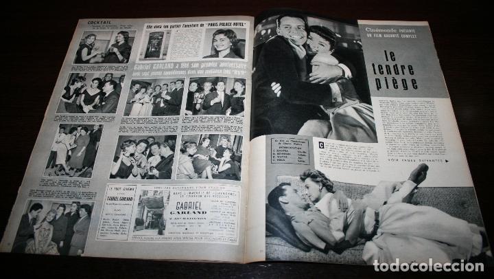 Cine: REVISTA CINÉMONDE - 8 NOVIEMBRE 1956 - Nº 1161 - EN PORTADA: GERARD PHILIPE - EN FRANCÉS - Foto 4 - 94912495