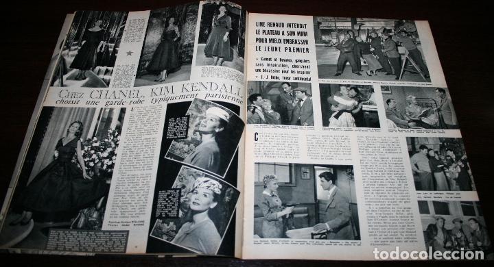Cine: REVISTA CINÉMONDE - 27 DICIEMBRE 1956 - Nº 1168 - EN PORTADA: LOLA FLORES / LUIS MARIANO, EN FRANCÉS - Foto 3 - 94912931