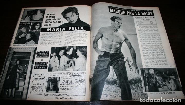 Cine: REVISTA CINÉMONDE - 27 DICIEMBRE 1956 - Nº 1168 - EN PORTADA: LOLA FLORES / LUIS MARIANO, EN FRANCÉS - Foto 5 - 94912931