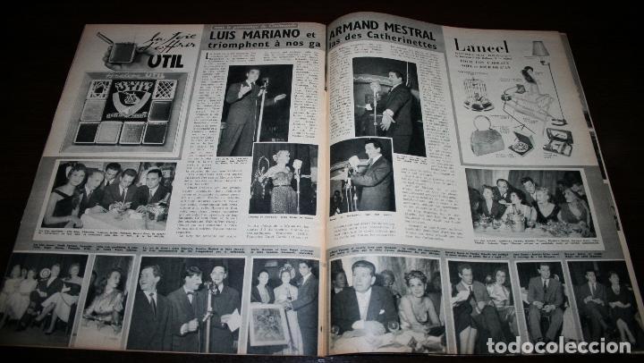 Cine: REVISTA CINÉMONDE - 6 DICIEMBRE 1956 - Nº 1165 - EN PORTADA: CURD JURGENS/EVA BARTOK - EN FRANCÉS - Foto 4 - 94913291