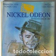 Cine: NICKEL ODEON Nº 10, PRIMAVERA 1998. BILLY WILDER. Lote 94922827