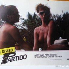 Cine: A BRAZO ABIERTO -LOBBY CARD -. Lote 94923331