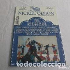 Cine: NICKEL ODEON Nº 25. EL MUSICAL: MARSE. SINATRA. COLON. BERKELEY. COBOS. KELLY. MERCERO.. Lote 94923479
