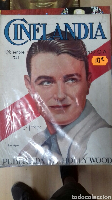 CINELANDIA. DICIEMBRE 1931. (Cine - Revistas - Cinelandia)
