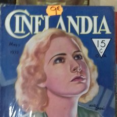 Cine: CINELANDIA. MAYO 1932. Lote 95014987