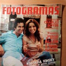 Cine: NUEVO FOTOGRAMAS NRO 1561 AÑO 1978. Lote 95414119