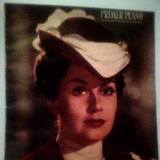 Cine: PRIMER PLANO N• 496 16/03/1950 • REPORTAJE SARA MONTIEL EN MÉXICO • PORTADA ANA MARISCAL. Lote 95635407