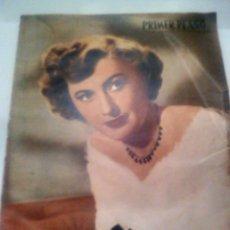 Cine: PRIMER PLANO N°493 25/03/1950 • BARBARA STANWYCK • REPORTAJE VIDA DE SARA MONTIEL •. Lote 95635807