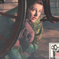 Cine: CARATULA DE CINE: PESADILLA EN LA NIEVE / YOU,LL LIKE MY MOTHER, (NUMERADO 07 EN TRASERA). Lote 95824067