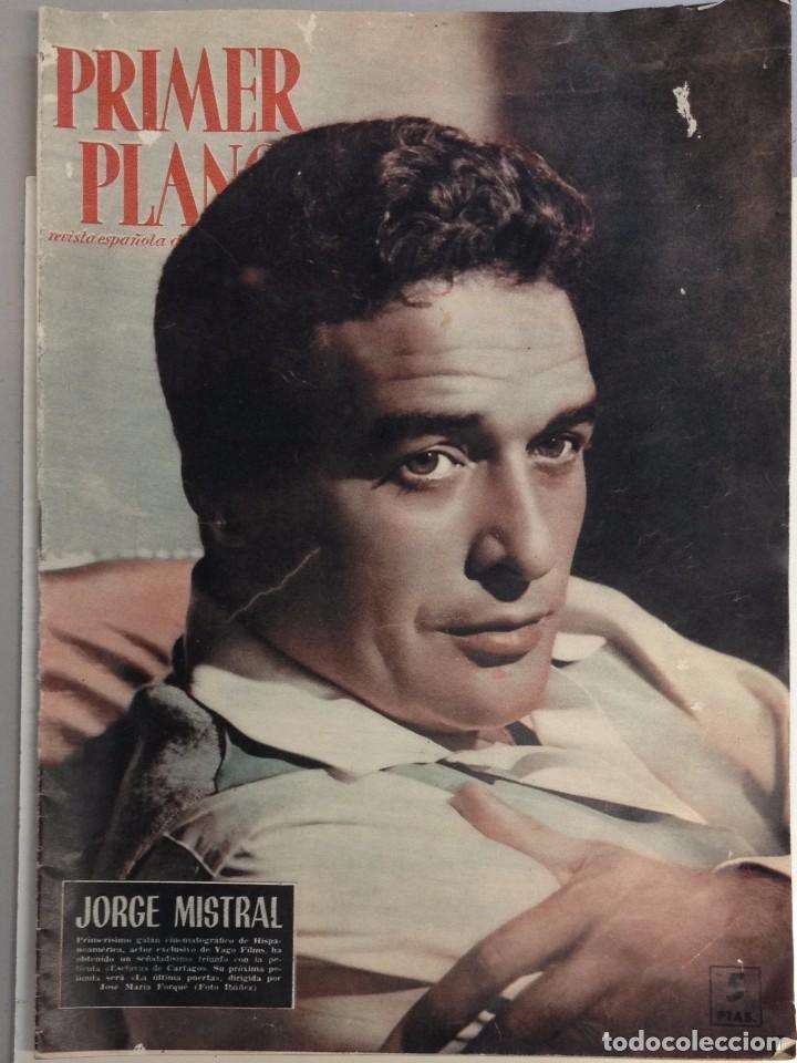 PRIMER PLANO Nº 888 JORGE MISTRAL (Cine - Revistas - Primer plano)