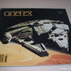 Cine: CINEFEX. Nº 65. STAR WARS. GEORGE LUCAS. ILM. 1996.. Lote 95884671