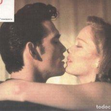 Cine: CARATULA DE CINE: MANO DE ORO / THE BIG TOWN (NUMERADO 11 EN TRASERA). Lote 95907963
