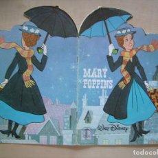 Cine: MARY POPPINS, CUENTO TROQUELADO.. Lote 95948239