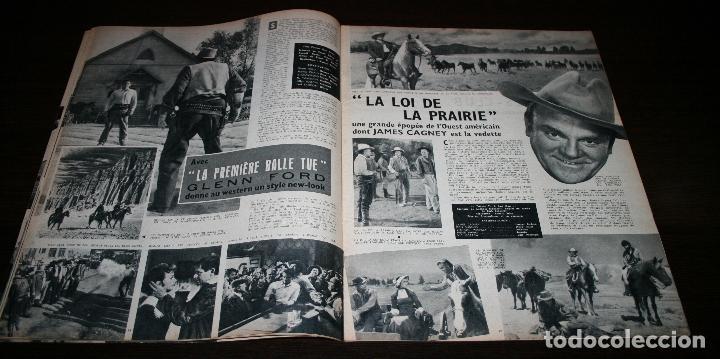 Cine: REVISTA CINÉMONDE - 31 ENERO 1957 - Nº 1173 - EN PORTADA: NICOLE MAUREY - EN FRANCÉS - Foto 5 - 96100407