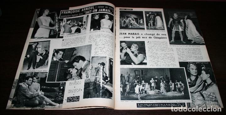 Cine: REVISTA CINÉMONDE - 24 ENERO 1957 - Nº 1172 - EN PORTADA: AVA GARDNER, DAVID NIVEN... - EN FRANCÉS - Foto 3 - 96100699
