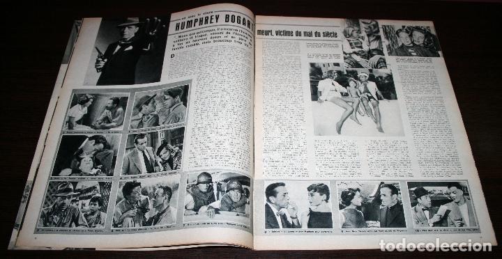 Cine: REVISTA CINÉMONDE - 24 ENERO 1957 - Nº 1172 - EN PORTADA: AVA GARDNER, DAVID NIVEN... - EN FRANCÉS - Foto 4 - 96100699