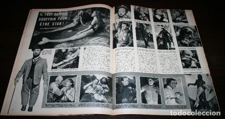 Cine: REVISTA CINÉMONDE - 17 ENERO 1957 - Nº 1171 - EN PORTADA: MICHELE MORGAN - EN FRANCÉS - Foto 5 - 96101175