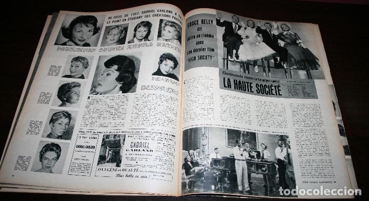 Cine: REVISTA CINÉMONDE - 17 ENERO 1957 - Nº 1171 - EN PORTADA: MICHELE MORGAN - EN FRANCÉS - Foto 7 - 96101175