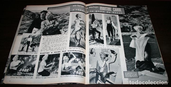 Cine: REVISTA CINÉMONDE - 3 ENERO 1957 - Nº 1169 - EN PORTADA: ANITA EKBERG... - EN FRANCÉS - Foto 3 - 96101927