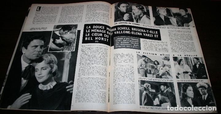 Cine: REVISTA CINÉMONDE - 3 ENERO 1957 - Nº 1169 - EN PORTADA: ANITA EKBERG... - EN FRANCÉS - Foto 4 - 96101927