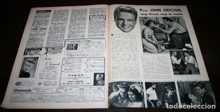 Cine: REVISTA CINÉMONDE - 3 ENERO 1957 - Nº 1169 - EN PORTADA: ANITA EKBERG... - EN FRANCÉS - Foto 5 - 96101927
