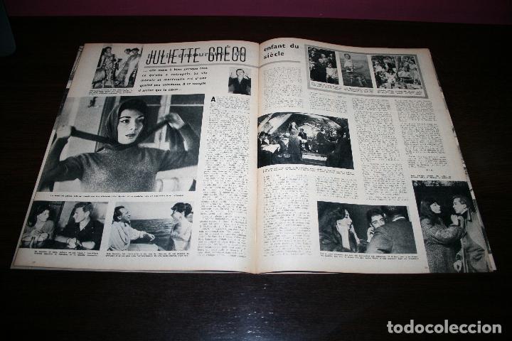 Cine: REVISTA CINÉMONDE - 7 FEBRERO 1957 - Nº 1174 - EN PORTADA: AUDREY HEPBURN - EN FRANCÉS - Foto 4 - 96107227