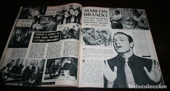 Cine: REVISTA CINÉMONDE - 28 MARZO 1957 - Nº 1181 - EN PORTADA: LAUREN BACALL, GREGORY PECK - EN FRANCÉS - Foto 4 - 96107591