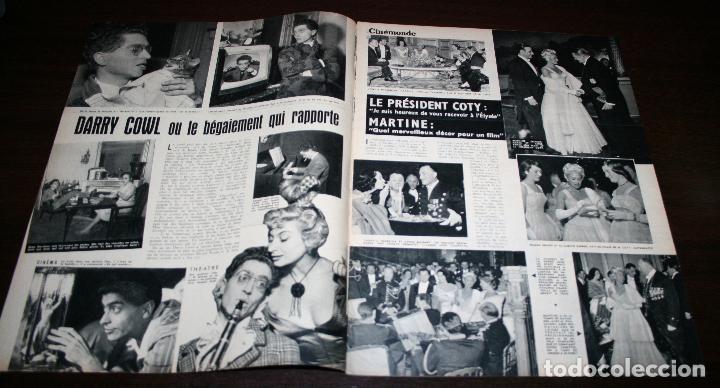 Cine: REVISTA CINÉMONDE - 7 MARZO 1957 - Nº 1178 - EN PORTADA: JAYNE MANSFIELD - EN FRANCÉS - Foto 2 - 96108587
