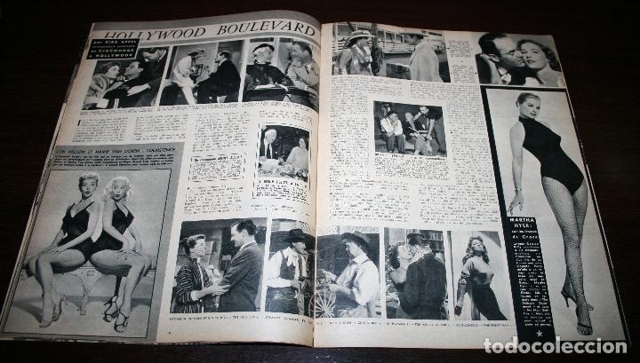 Cine: REVISTA CINÉMONDE - 7 MARZO 1957 - Nº 1178 - EN PORTADA: JAYNE MANSFIELD - EN FRANCÉS - Foto 4 - 96108587