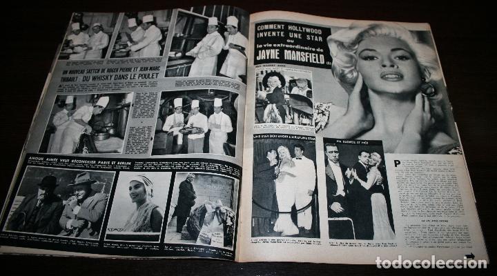 Cine: REVISTA CINÉMONDE - 7 MARZO 1957 - Nº 1178 - EN PORTADA: JAYNE MANSFIELD - EN FRANCÉS - Foto 5 - 96108587