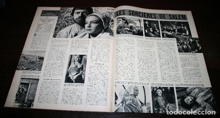 Cine: REVISTA CINÉMONDE - 7 MARZO 1957 - Nº 1178 - EN PORTADA: JAYNE MANSFIELD - EN FRANCÉS - Foto 6 - 96108587