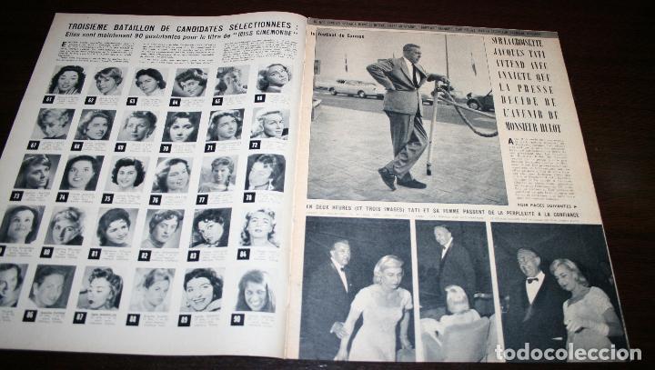 Cine: REVISTA CINÉMONDE - 15 MAYO 1958 - Nº 1240 - EN PORTADA: BRIGITTE BARDOT - EN FRANCÉS - Foto 2 - 96110071