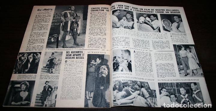 Cine: REVISTA CINÉMONDE - 15 MAYO 1958 - Nº 1240 - EN PORTADA: BRIGITTE BARDOT - EN FRANCÉS - Foto 4 - 96110071