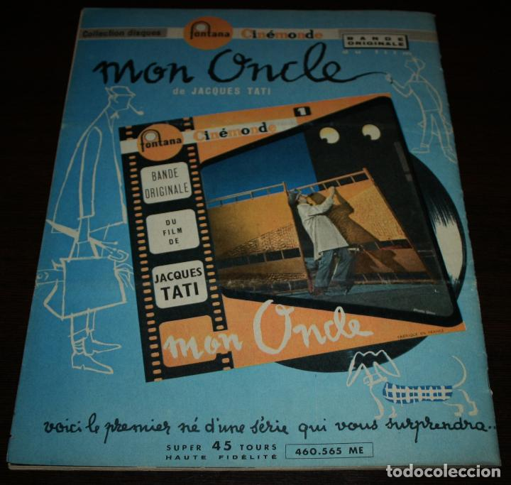Cine: REVISTA CINÉMONDE - 15 MAYO 1958 - Nº 1240 - EN PORTADA: BRIGITTE BARDOT - EN FRANCÉS - Foto 5 - 96110071