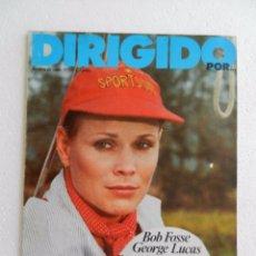 Cine: REVISTA DE CINE DIRIGIDO POR Nº 51 FEBRERO 1978. ENTREVISTA A LUIS ALCORIZA. . Lote 96569435